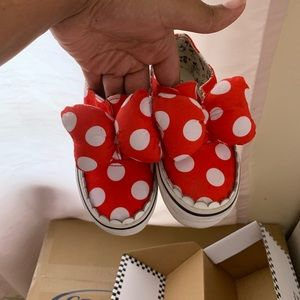 Disney Minnie Mouse Vans